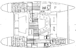 Interior layout