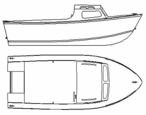 Classic 17 C17 A Small But Practical Outboard Boat With