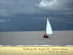 Sailing the Argie 10 (aka Anin Lebasi)
