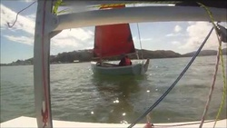 Truant sailing at Titahi Bay Boating Club in Wellington, New Zealand