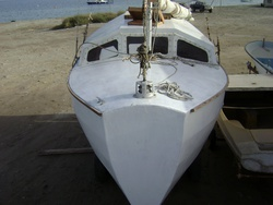 Original transom bow