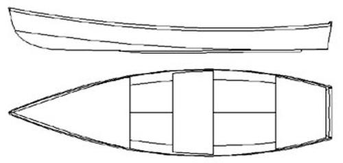 Boats about same size as The Swift Canoe 16