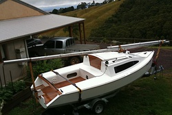 Waller TS 540 ready to launch