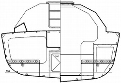 Hull sections