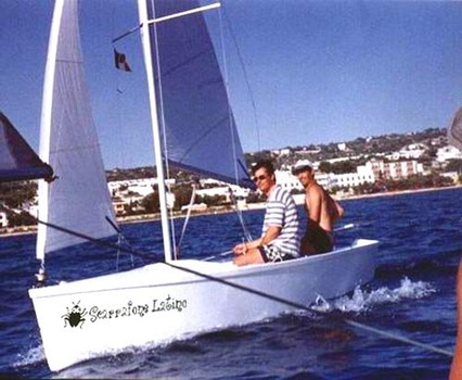 Racing dinghy boat plans