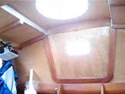 5,50 m sailing cruiser SWAGGIE - inside