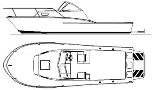 The CX25 can be made unsinkable boat with our USCG approved marine ...