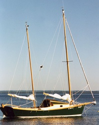 Windward 24. Daysailer / Camp cruiser