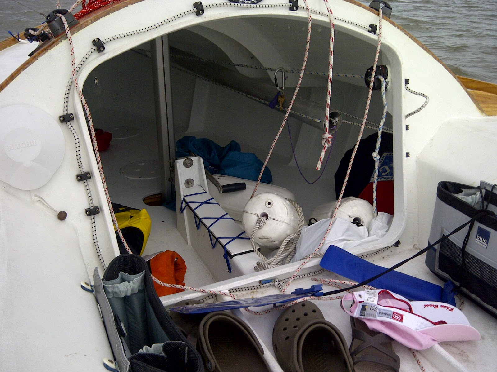 Torkina: Sport boat 18 sailboat