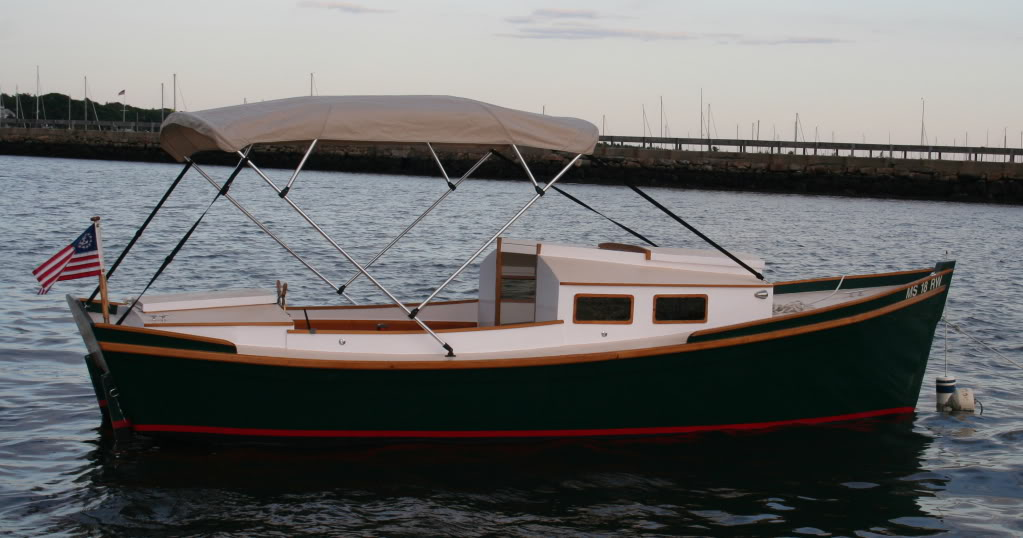 Redwing 18 by Chesapeake Marine Design