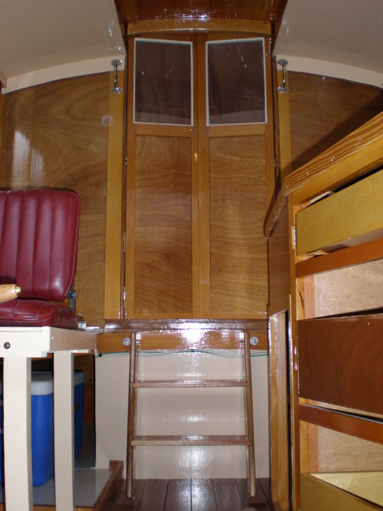 Redwing 21 Pilothouse. Pilothouse power cruiser