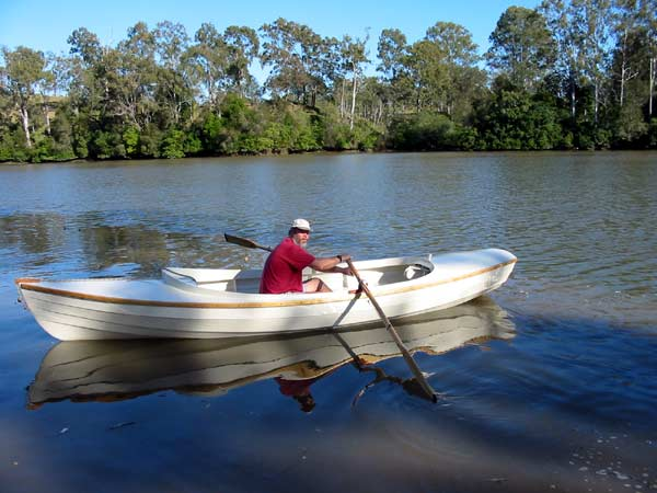 Walkabout A Cruising Dinghy For The Maine Island Trail